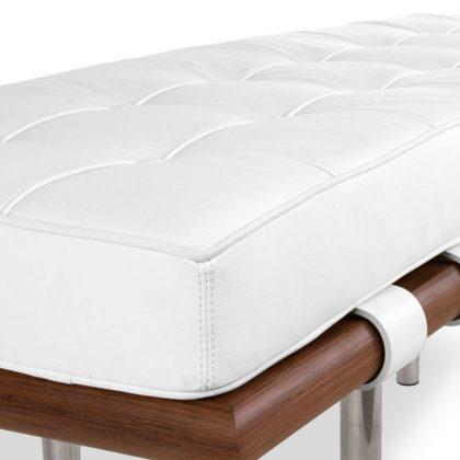 Banco | Design Clássico | Branco | E.BCO-9