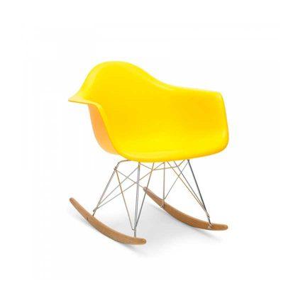 Cadeira de Baloiço | Amarelo | E.CAD-4