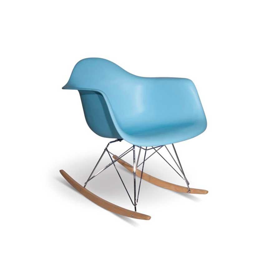 Cadeira de Baloiço   Azul   E.CAD-4