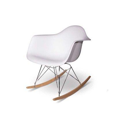 Cadeira de Baloiço | Preta | Branca | E.CAD-4