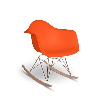 Cadeira de Baloiço | Laranja | E.CAD-4
