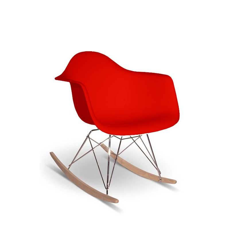 Cadeira de Baloiço   Vermelho   E.CAD-4