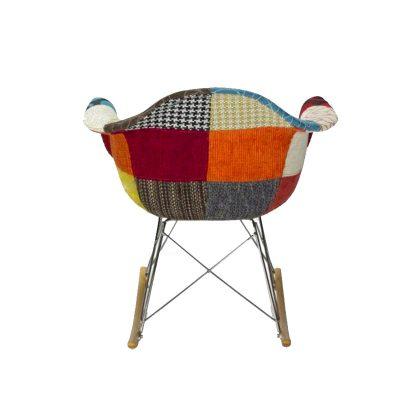 Cadeira de Baloiço | Patchwork | Ícone | Costas | E.CAD-14