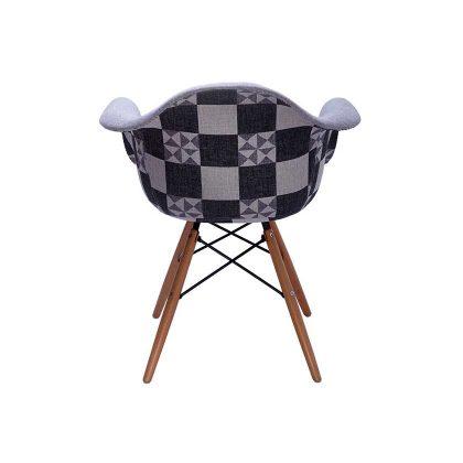 Cadeira | Design | Contemporânea | Costas | E.CAD-20