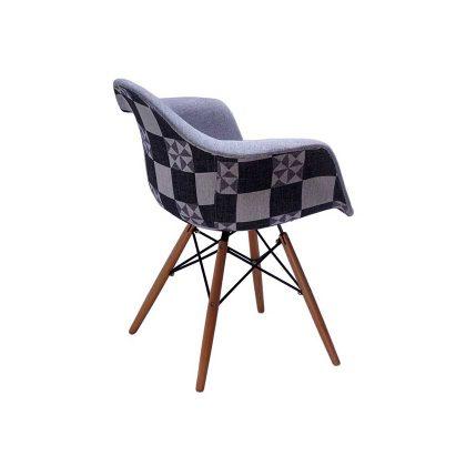 Cadeira | Design | Contemporânea | Lateral | E.CAD-20