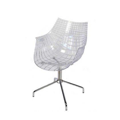 Cadeira | Transparente | Original | Perfil | E.CAD-19