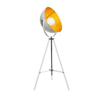 Candeeiro de Pé | Iluminação | Moderno | Branco | IC-CND-13