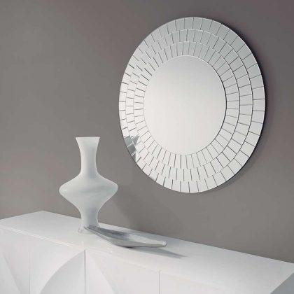 Espelho de Parede | Espelho Redondo | Carisma | D.ESP-9 | Iluti