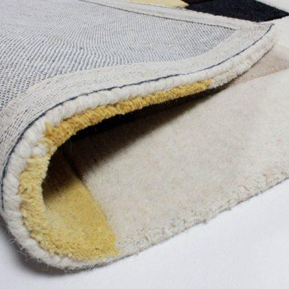 Tapetes Modernos | Tapete | Dobrado | 100% Lã | D.TPT-31