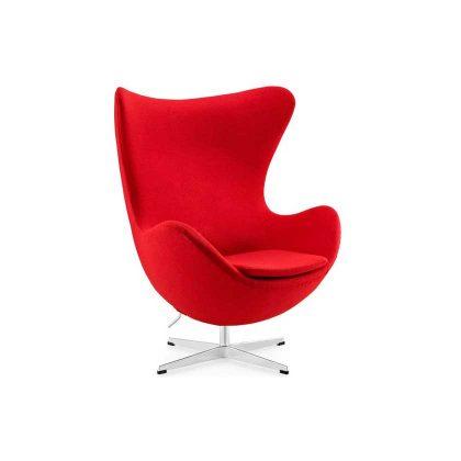 Cadeirão | Design Original | Vermelho | E.CDO-32
