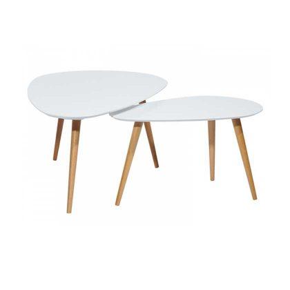 Mesa de Centro | Escritório | Design Intemporal | E.MSA-9 | Iluti