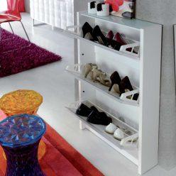 Sapateira | Quarto | Design Minimalista | H.SPT-1