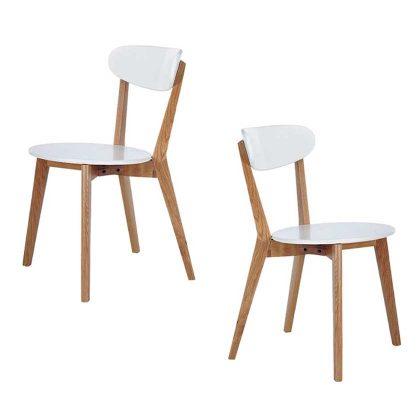 Cadeira De Jantar | Design Italiano | Sala De Jantar | Canto | J.CDA-25