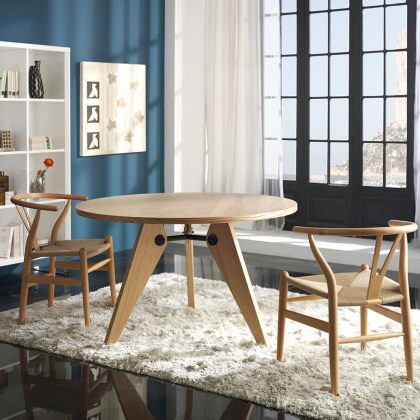 Cadeira De Jantar | Sala De Jantar | Design Escandinavo| Conjunto 2 | Ambiente | J.CDA-24