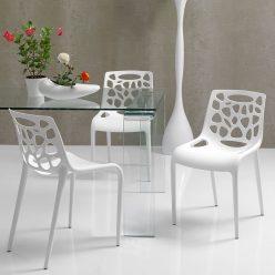 Cadeiras Modernas | Sala De Jantar | Estilo Moderno | Conjunto de 2 | Ambiente | J.CDA-15