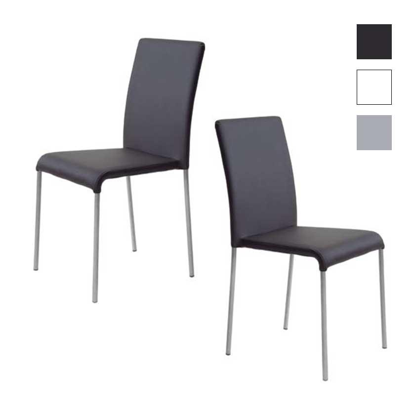 cadeiras design intemporal conjunto 2 j cda 3 iluti. Black Bedroom Furniture Sets. Home Design Ideas