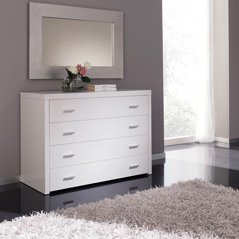 C moda minimalista perfeita q cmd 2 iluti - Como decorar una comoda ...