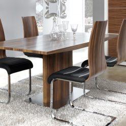 Mesas de Jantar | Extensível | Mesa De Jantar Moderna | Fechada | J.MSA - 4