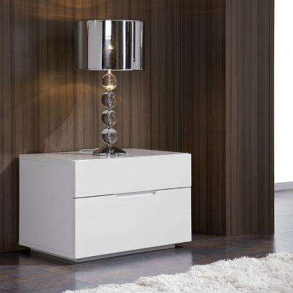 Mesa de Cabeceira   Design Minimalista   Quarto   Q.MSA-11